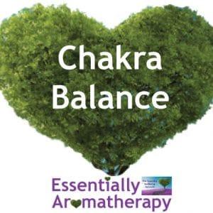 Chakra Balance Essential Oil Blend