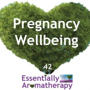 Pregnancy Wellbeing Essential Oil Blend