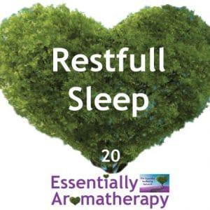 Restfull Sleep Essential Oil Blend