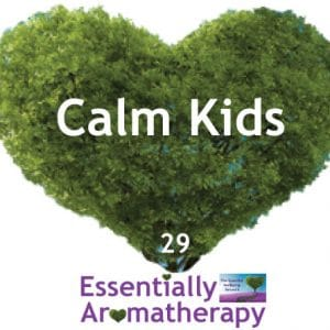 Calm Kids Essential Oil Blend
