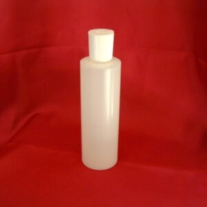 100ml flip top pet plastic bottle