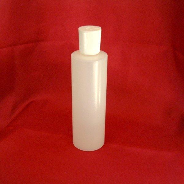 100ml flip top pet plastic bottle
