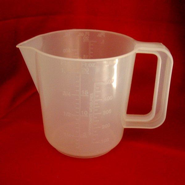 500ml plastic measuring jug