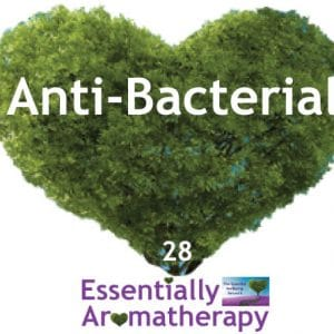 Anti-Bacterial Essential Oil Blend