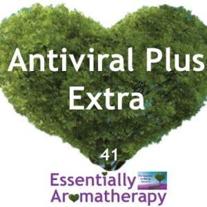 Antiviral Plus Extra Essential Oil Blend