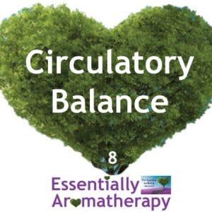 Circulatory Balance Essential Oil Blend