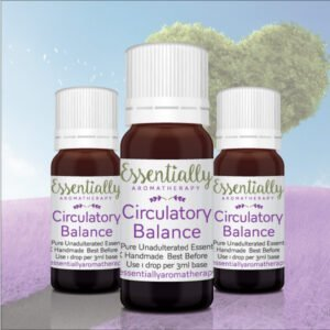 Circulatory Balance Essential Oil Blend