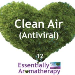 Clean Air Antiviral Essential Oil Blend