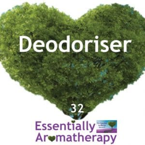 Deodoriser Essential Oil Blend