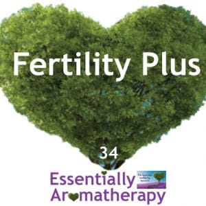 Fertility Plus Essential Oil Blend