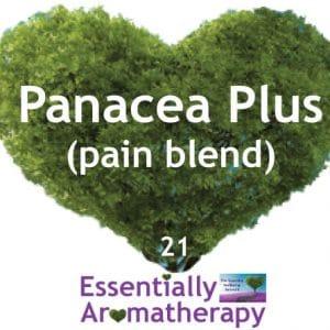 Panacea Plus Pain Essential Oil Blend