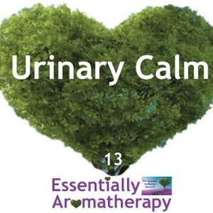 Urinary Calm Essential Oil Blend