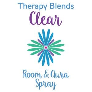 Clear Therapy Room Spray with Essential Oil Blend