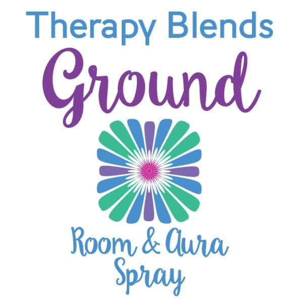 Ground Therapy Room Spray with Essential Oil Blend