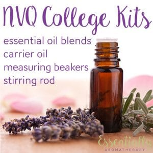 Aromatherapy NVQ College Kits