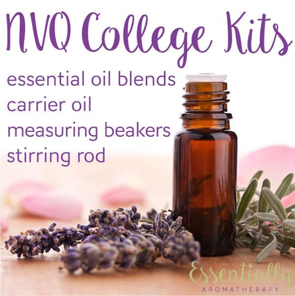 Aromatherapy NVQ College Kits