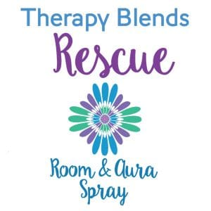 Rescue Therapy Room Spray with Essential Oil Blend