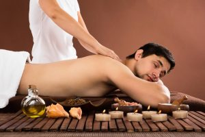Book an aromatherapy massage at our Aromaclinic