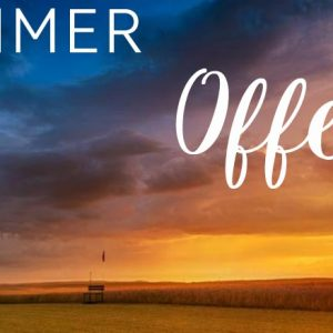 Summer Blend offer for our newsletter readers and members