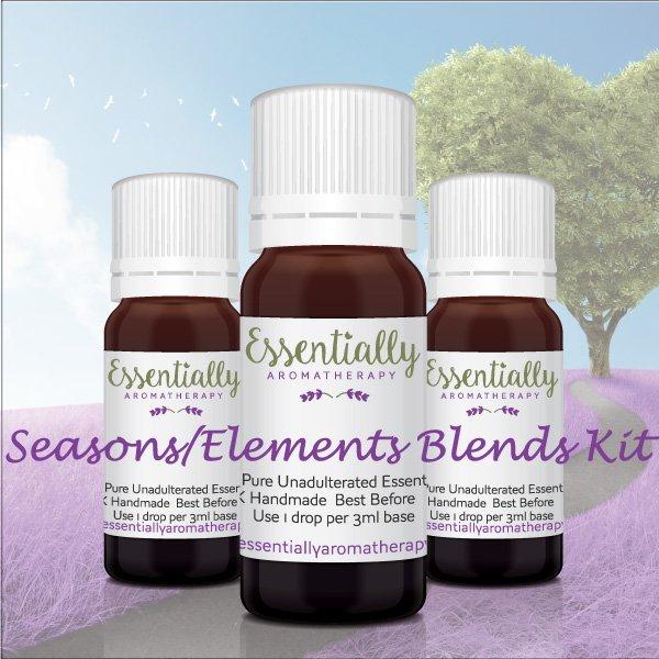 Seasons / 5 Elements Essential Oil Blends Kit