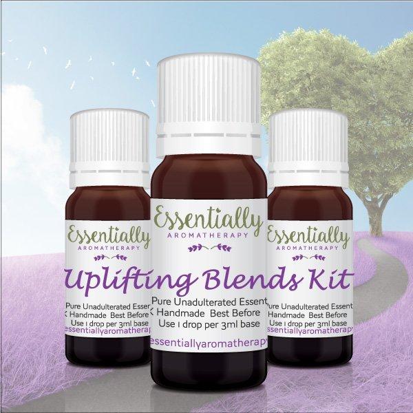 Uplifting Essential Oil Blends Kit