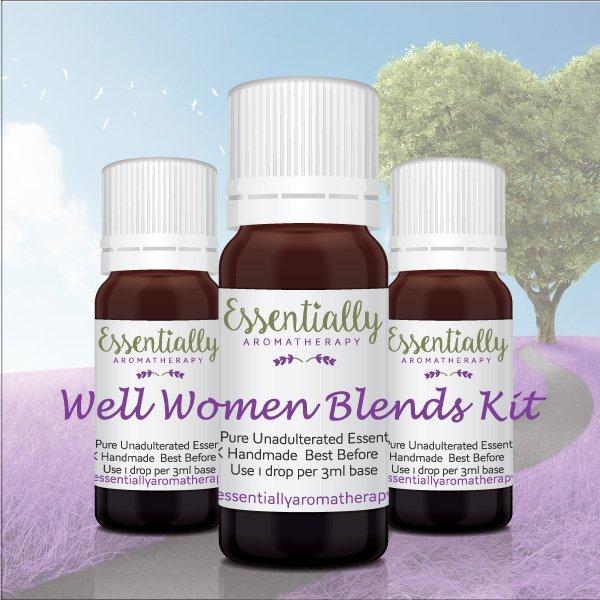 Well Women Essential Oil Blends Kit